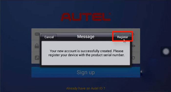 register-autel-maxiim-5
