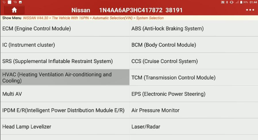 Launch-X431-Throttle-Set-FRE-Memory-for-Nissan-Maxima-2017-2