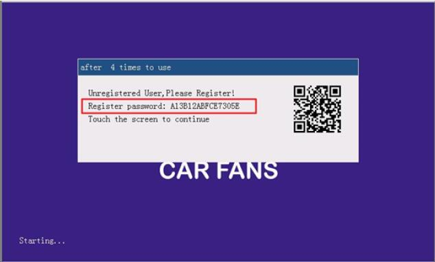 How-to-Register-and-Active-CAR-Kar-FANS-C800-Diagnosis-2