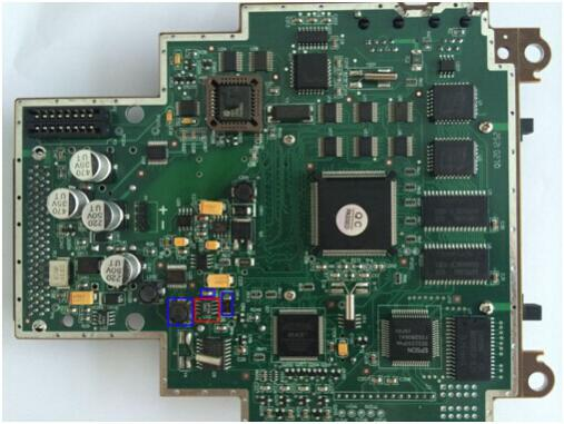 GM-Tech2-Can't-Recognize-SAAB-Card-1
